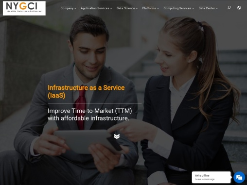 IT Infrastructure as a Service Providers in India