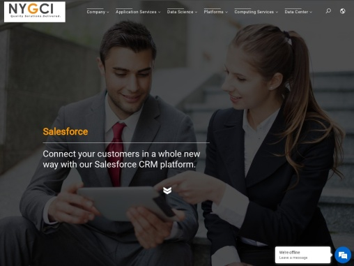 Salesforce CRM Consulting Services in India