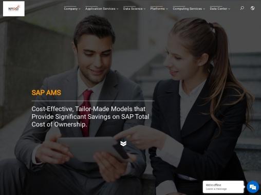 SAP AMS Service Provider in India