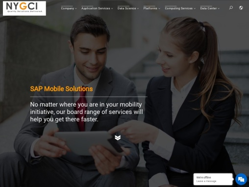 SAP Enterprise mobility solution providers in India