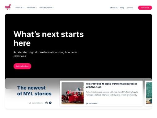 NYL Technology-Software Company in Chennai