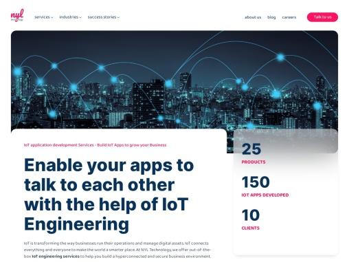 NYL Technology IoT Development company