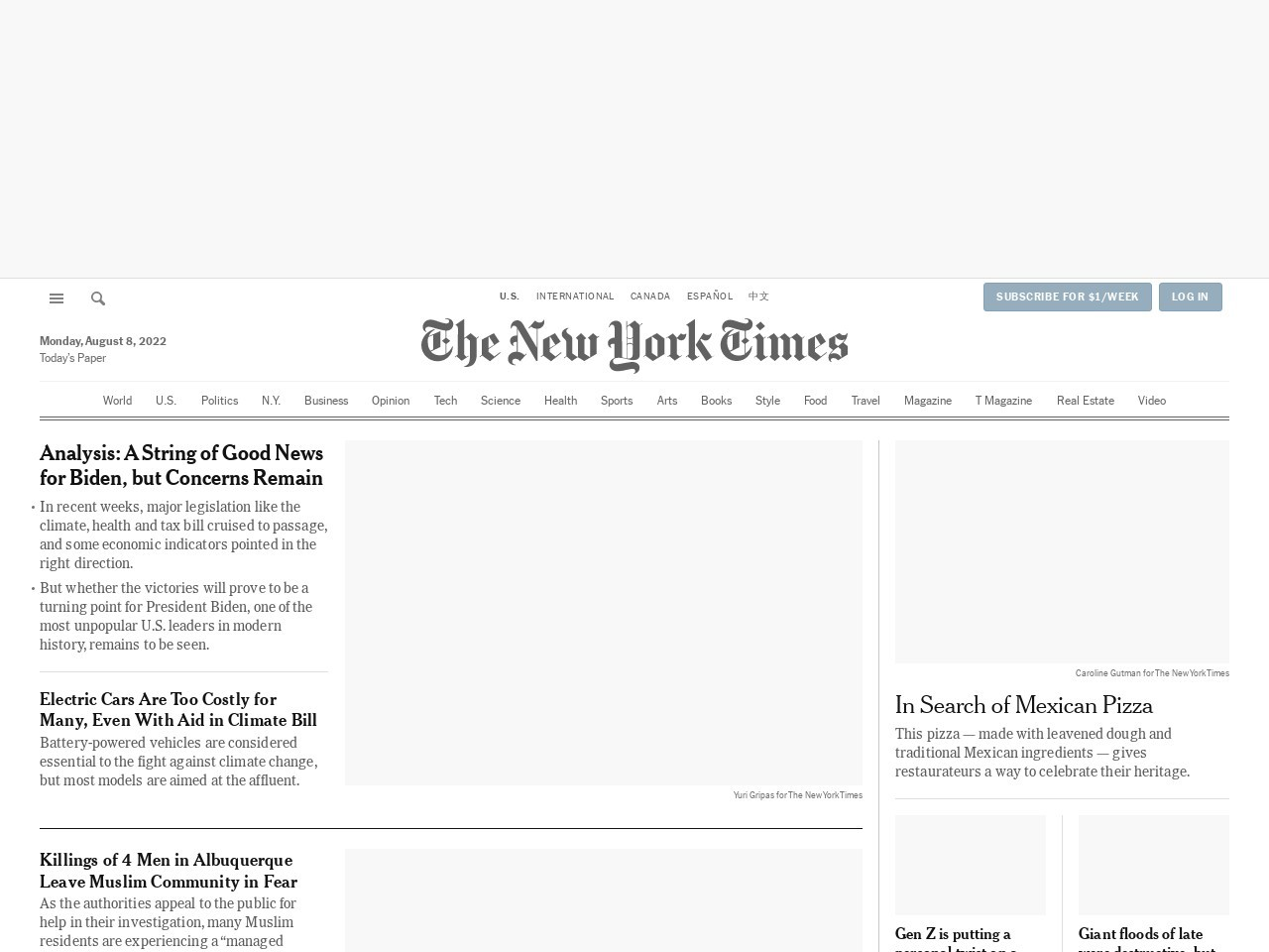 Privacy on the Internet – The New York Times
