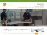 Get Used Office Cubicles And Furniture Installation In Orange County