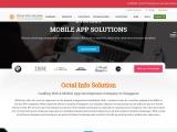 Mobile app development services  and  Mobile application developer companies