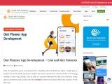 Diet plan app development and Diet planner application development