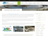 Odor Control System for Wastewater