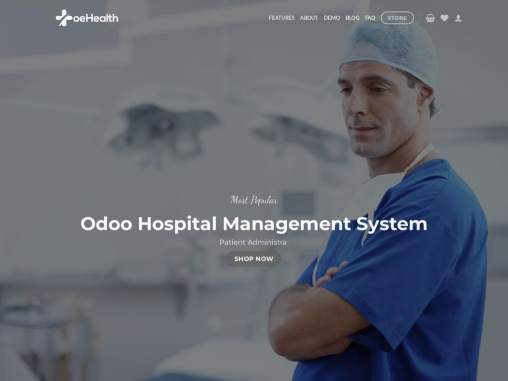 oeHealth – Odoo Medical and Hospital management software