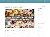 Best Cultural Food from Across the World