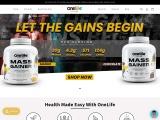 Buy Best Nutritional & Health Supplements | Onelife India