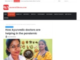 How Ayurvedic doctors are helping in the pandemic