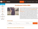 Online  Accelerated MBA      2021