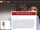 Why pursue an Accounting Degree?