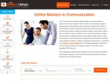 Online Masters in Communication