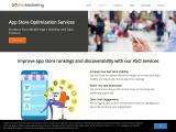 app store optimization company   digital marketing services