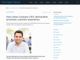 How Urban Company CEO, Abhiraj Bhal prioritizes customer experience