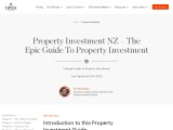 The Ultimate Guide To Property Investment