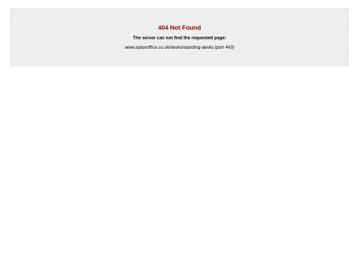 Best Standing Desk UK   Buy Electric Standing Desk Online   O.plan