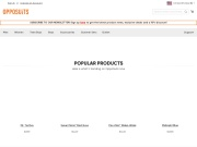 OppoSuits coupons, promo codes, discount