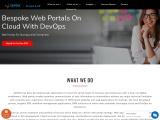 Custom Web Application Development Service In UK | Enterprise Web App Development Services In London