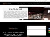 Interior Designers For Bar | Orange Interior