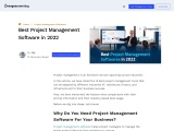 Project Management Software List in 2021