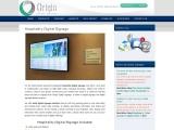 Hospitality Digital Signage Solutions | Origin Digital Signage
