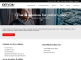 Enterprise Hosting – Premium Tailor-Made Solutions By Oryon