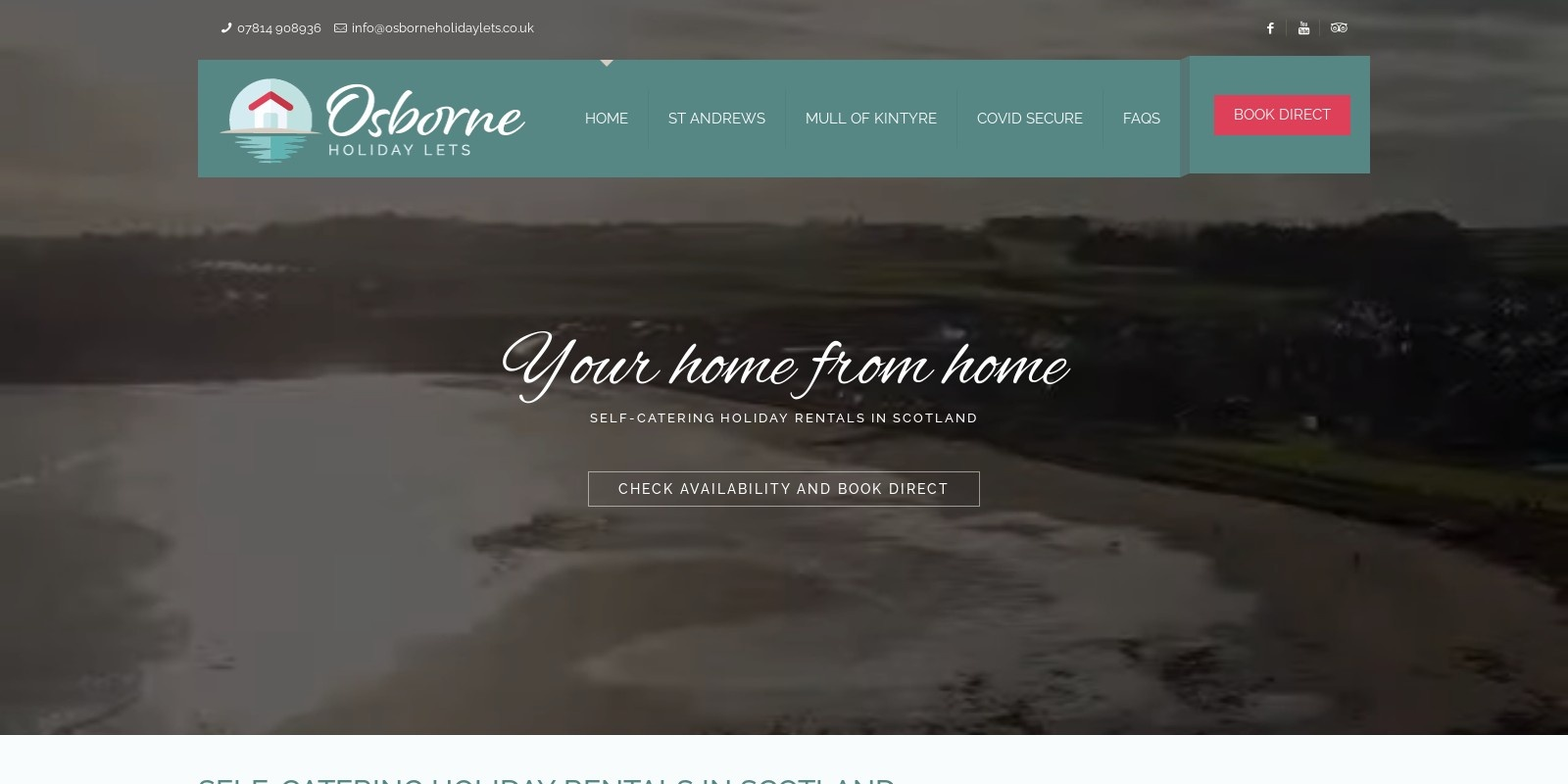 Preview of https://www.osborneholidaylets.co.uk/