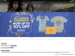 Outlanderstore screenshot