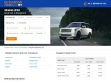 Book full day taxi in Bangalore for local transfer and sightseeing