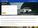 Book luxury car on rent in Mumbai for outstation