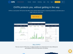 Ovpn.com screenshot