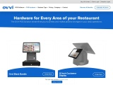 POS Hardware Solution for Restaurants – OVVI