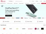 Digital shop for mobiles laptops etc
