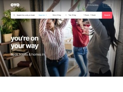 Oyo Hotels screenshot