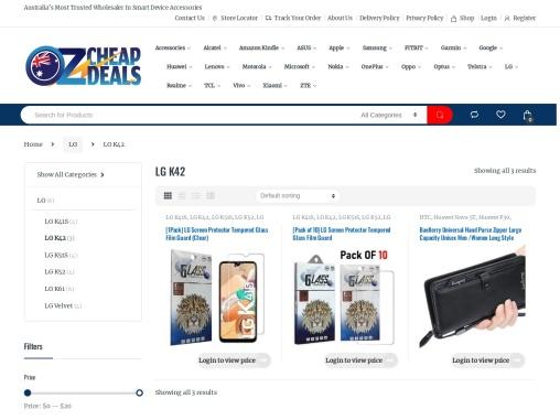 LG K42 Case Cover Accessories for Sale – Oz Cheap Deals