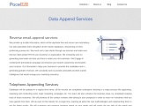 Data Append Services – PaceB2B