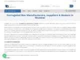 Packagingcraft – box manufacturers in mumbai