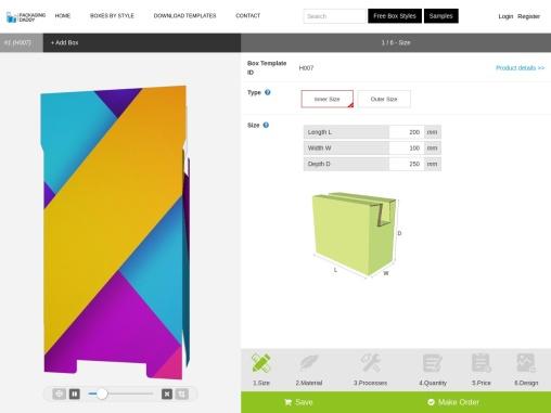 abnormal packaging design|bottom-lock packaging design|cosmetic packaging design | Custom Boxes Prin