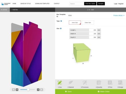 packaging carton design|end-lock packaging