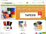 Packaging Supplies by mail Promo Codes
