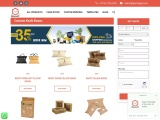Get Custom Kraft Packaging Boxes At Affordable Rates From Packagly