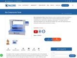 Box Compression Tester Manufacture