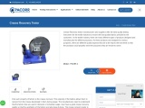 Crease Recovery Tester – Manufacturer and Supplier