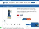 Tensile Testing Machine Digital