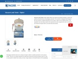 Vacuum Leak Tester Manufacturer