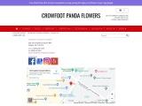Contact – Panda Flowers Crowfoot