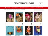 Balloon Bouquets Calgary, Panda Flowers Crow Foot
