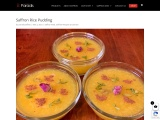 Saffron Rice Pudding Recipe|Saffron Recipes